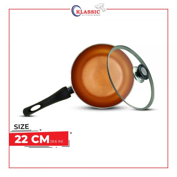 Cooper 22CM with lid